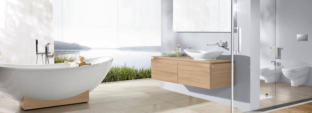 Bad aus einer Hand   Belz Haustechnik