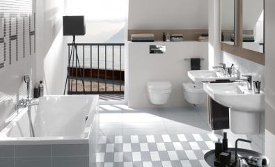 Basic Line Badezimmer Beispiel – 3