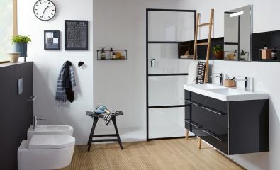 Basic Line Badezimmer Beispiel – 2